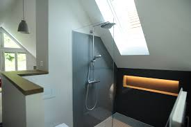 bad in dachschräge küche bad design gmbh