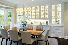 Dining Room China Cabinets Other Built In Stylish On Throughout Cabinet