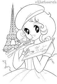 Kawaii Coloring Pages For Disney Characters