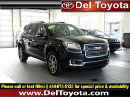 100 Acadia Truck Used 2015 GMC SLT For Sale In Thorndale PA Near West