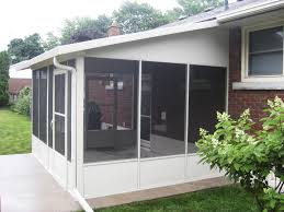 Screened Porch Decorating Ideas Pictures by Screened In Porches Chicago Screened In Porch Contractor Envy