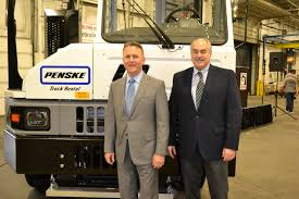 100 Penske Semi Truck Rental Kalmars 70000th Ottawa Terminal Tractor Rolls Off The