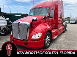 100 Florida Truck Sales 2019 KENWORTH T680 FTL Kenworth Of South