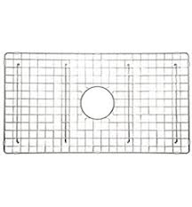 Stainless Steel Sink Grid Amazon by Rohl Wsg3318ss Wire Sink Grid Rc3318 S Steel Amazon Com