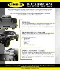 100 Omaha Truck Beds LineX Protective Coatings For Every Part Of Your