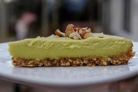 gâteau à l avocat façon cheesecake vadrouilles à la vanille