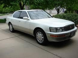 e owner 1994 LS400 for Sale 90 00 Lexus LS400 Lexus