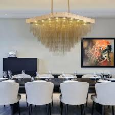 Modern Foyer Lighting Lights Fashion Design Light For Living Room Art Pendant Lamp Gold Contemporary Luxury Pendants