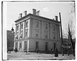 Alexandria Post fice and Custom House ThrowbackThursday TBT