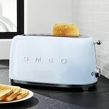 Smeg Pastel Blue 4 Slice Toaster Reviews