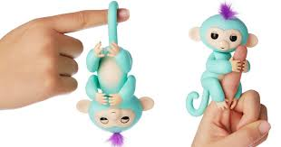 Hurry Over To Walmart Where This WowWee Fingerlings Interactive Purple Baby Monkey Zoe Is In Stock And On Sale For 1484