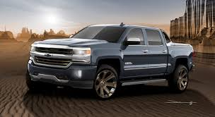 100 Chevy Truck Accessories 2014 Silverado 1500 High Desert Offers Flexible Storage Options