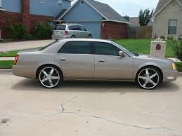 Cadillac DeVille 2002 With Rims image 13