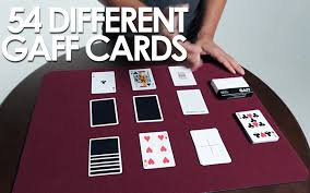 Bicycle Gaff Deck Uspcc by Noc Gaff Deck The Blue Crown Get Your Magic Tricks Here