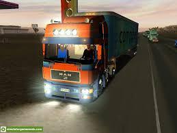 100 18 Wos Haulin Truck Mods Man F2000 Evo BDF Trailer Simulator Games