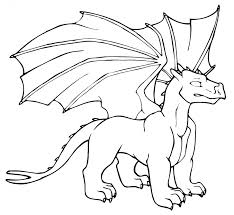 Dragon Coloring Book Xanadu Weyr Lineart By Rowan Pictures To Color For Medium Size