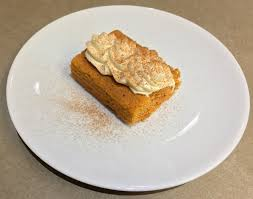 Pumpkin And Cake Mix Muffins Weight Watchers by Easy Pumpkin Cake Bars Creative Foods By Chef Dave Dettman