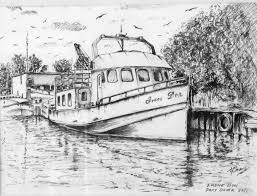 Fishing Boat Drawing. A Print From An Original By StudioFive2 ... The Art Of Basic Drawing Love Pinterest Drawing 48 Best Old Car Drawings Images On Car Old Pencil Drawings Of Barns How To Draw An Barn Farm Weather Stone Art About Sketching Page 2 Abandoned Houses Umanbn Pen And Ink Traditional Guild Hidden 384 Jga Draw Print Yellowstone Western Decor Contemporary Architecture Original By Katarzyna Master Sothebys