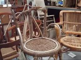 Chair Caning Instructions Youtube by Cane U0026 Wicker Furniture Restoration How To Diy Youtube