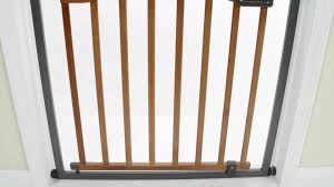 summer infant walk thru decorative wood and metal expansion baby