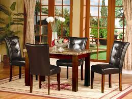 4 Piece Dining Room Sets by Roundhill Furniture