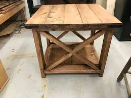 I Love The Farmhouse Style Of This Table And It Looked Somewhat Simple Below Is Our Experience Building Enjoy