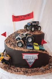 8 Trucks With Mud For Little Boys Birthday Cakes Photo - Monster ... Monster Truck Jam Birthday Party Pro Planner Madness Obstacle Combos Tall Slides Secret Tunnels Custom Blaze And The Machines Invitation Cupcakes Kids Parties Wall Scene Setter Majors Decoration Boy Decorations Ideas Ultimate Pack Birthdays In 2018 Pinterest Bounce House Combo Nice Invitations 94 In Design With Theme Grace Giggles Glue Order A Cake At Cold Stone Creamery