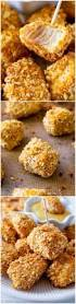 Halloween Pretzel Sticks by Pretzel Crusted Chicken Bites Sallys Baking Addiction