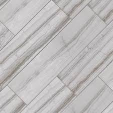 Super Saltillo Tile Home Depot by Marazzi Montagna Dapple Gray 6 In X 24 In Porcelain Floor And