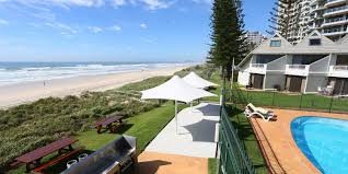 100 Absolute Beach Front The Breakers Gold Coast Holiday Apartments