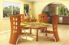 Kitchen Decor World Dining Table Modular America Baxter Sleek Look Durable Customized Latest Cabinets Metal Pictures