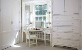 White Makeup Desk With Lights by Furniture Fascinating Bohemian Makeup Vanity Designs With Accent