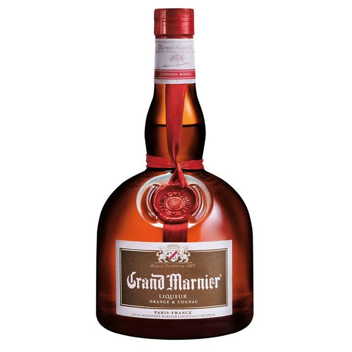 Grand Marnier Liqueur - 1 L bottle