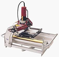 mk mk 770 3 4 horsepower 7 inch tile saw power tile saws
