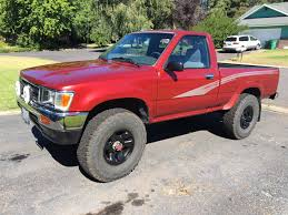1993 Toyota Pickup 22re 4x4   Expedition Portal Review 2014 Toyota Tundra Platinum Crewmax 4x4 And Now I Want A The 1979 Pickup First In The Us 2018 New Tacoma Trd Off Road Double Cab 5 Bed V6 1986 Xtracab Deluxe For Sale Near Roseville Body Graphic Sticker Kit1979 Yotatech Forums 4 Pinterest And Trucks Nice Price Or Crack Pipe 25kmile 1985 4wd Truck 6000 2016 Quick Drive Pin By Frank Monnens On Yota Vehicle Capsule 1992 Truth About Cars Obstacle Course Southington Offroad Youtube