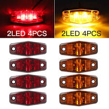 Cheap Grote Clearance Lights, Find Grote Clearance Lights Deals On ... 2pcs Red White 24v Led Side Marker Light For Truck Amber Clearance 1 X Car Side Marker Light Truck Clearance Lights Trailer 2 Led 12v Waterproof 4pack 2x3 Peaktow Rectangular Amber Submersible Cab Over America On Twitter Trucking Hello From Httpstco 6x 1030v 4led Plastic 4 Optronics 2x4 Bullseye Trailers Intertional Harvester Ihc And Assemblies Lets See Them Chicken Dodge Cummins Diesel Forum Free Shipping 12v24v 4led Trailer Trucklitesignalstat Yellow Oval Acrylic Replacement Lens Whosale Universal Teardrop Style Smoke Cab Roof