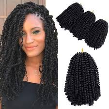 2018 New Style 3packs 8inch Spring Twist Crochet Braids Hair Synthetic  Natural Braiding Kinky Curl Hair Ombre Crochet Braids Extension Curlkalon Hair Wig Tousled Short Brownish Black Afro American Short Natural Tapered Cut Curlkalon Hairstyles 5 Of The Best Crochet Braid Patterns Bglh Marketplace Wash N Go In Under 10 Minutes Using One Product 3c4a Hair Assunta Conyers How To A Tapered Cut Thning Crown Toni Curl Grey Harlem 125 Kima Kalon Large 20 Spring Twist Braids 3 Pack Bomb Ombre Colors Synthetic Jamaican Bounce Fluffy Extension 8inch Chase Ink Promo Code Shoedazzle Are Easiest Protective Style I Do Wave Moldshort Pixie Up