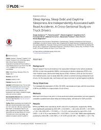 PDF) Sleep Apnea, Sleep Debt And Daytime... Should Californias Truck Drivers Undergo Mandatory Sleep Apnea Asleep At The Wheel How Sleep Apnea Affects Truck Safety Dolman Trump Is Making Truckers Regulation Problems Much Worse School Of Obstructive And Professional Transport Driver Youtube 1800 Wreck Asks Could Screenings Reduce Crashes Test Your Own Drivers For Trucking Companies Trucking Law Real Numbers Paint Different Picture About Issue Us Abandoning Sleepapnea Plan Train Engineers Dot Pulls Proposal To Screen Video Government Considers Testing Bus Truckers Nixes Test Plan Train Engineers