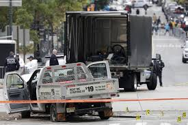 Officer Who Halted Truck Rampage Hailed As A Modest Hero | The ... New York City Truck Rampage Signals Rising Trend Of Vehicle Attacks Fuel D238 Rampage 2pc Cast Center Wheels Black With Gunmetal Face Officer Who Halted Hailed As A Modest Hero The Rampage Monster Trucks Wiki Fandom Powered By Wikia 15 Rc Truck Body Shell White Red Xt Mt Xte Pro 1984 Dodge Aftermarket Parts Vintage Strombecker Toy Pickup 1898421382 Redcat Racing R5 Scale Brushless Electric Truck 8s Pretty 2018 Exterior Car Bugflector Ii Smoke Hood Protector