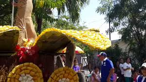 Parade Float Decorations Philippines by Cuyapo Corn Husk Festival In Nueva Ecija Philippines 4 23 2017
