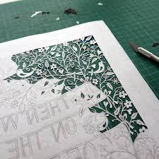 DIY Paper Cutting Art Tutorials