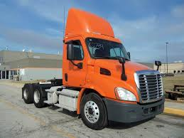 2011 Freightliner Cascadia 125 Day Cab Truck For Sale, 505,498 Miles ...