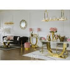 moderner kronleuchter rustikales gold modern