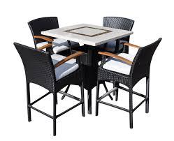 Wanika Bar Stool Wicker Outdoor Bar Furniture United House