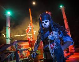 Colonial Williamsburg Halloween by October 27 2017 Busch Gardens Howl O Scream Willamsburg Va