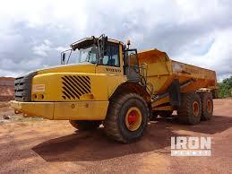 100 Dump Trucks Videos 2010 Unverified Volvo A35E Articulated Truck In Cartagena