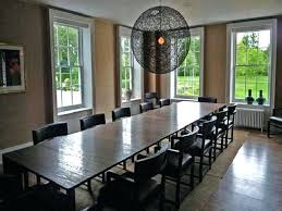 Extra Long Dining Table Tables Fresh Room Simple Sets