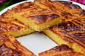 gateau sucre beurre breton recette