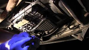 100 Ford Truck Transmissions Replacing Solenoid Pack In E4OD Transmission YouTube
