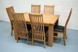 Full Size Of Round Oak And Glass Dining Table Set Solid Wood Sets Uk Room Chairs